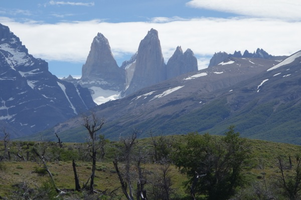 Torres del Paine National Park The Towers