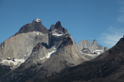 Torres del Paine National Park Lose Cuernos