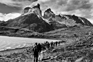 Torres del Paine National Park Trekking to The Horns