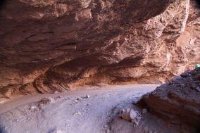 Atacama Desert Devil's Gorge sharp turn