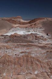 Atacama Val de Luna salt deposit
