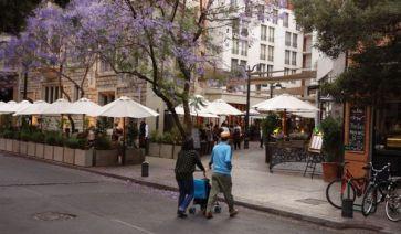 Barrio Lastraría walking street