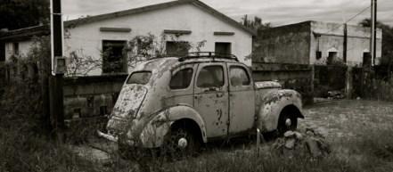 Garzon old car