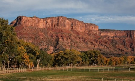 Gateway Canyons Resort ranch