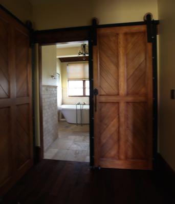 Gateway Canyons bathroom entrance