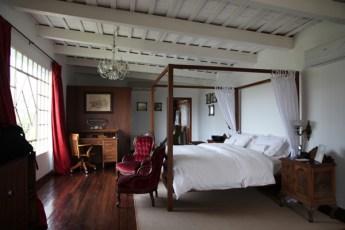 Narbona Wine Lodge bedroom
