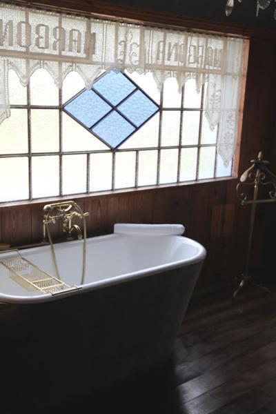 Bathing place.