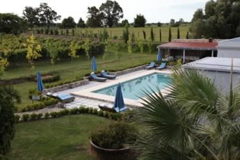 Narbona Wine Lodge pool