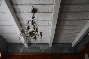 Narbona Wine Lodge chandelier