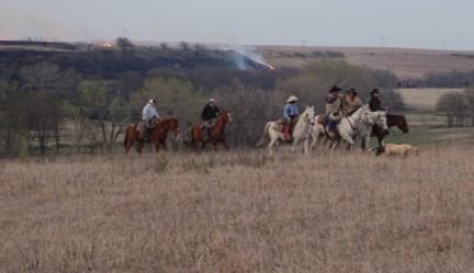 Flying W Ranch posse