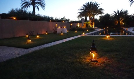 Dar Ahlam twilight candles