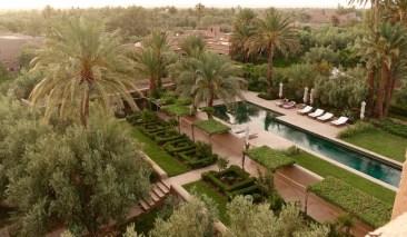 Dar Ahlam pool view