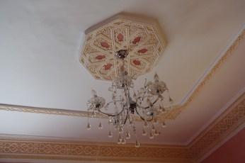 Hiking in the High Atlas berber chandelier
