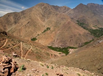 Trek in Hiking in the High Atlas