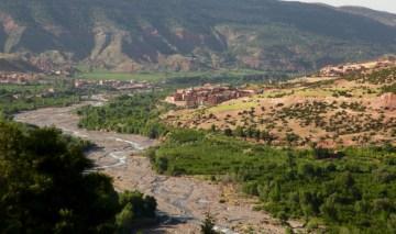 Kasbah Tamadot valley