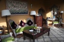 Kasbah Tamadot Master Suite Interior