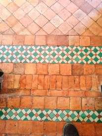 Kasbah Tamadot tile