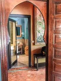Kasbah Tamadot doors and doors