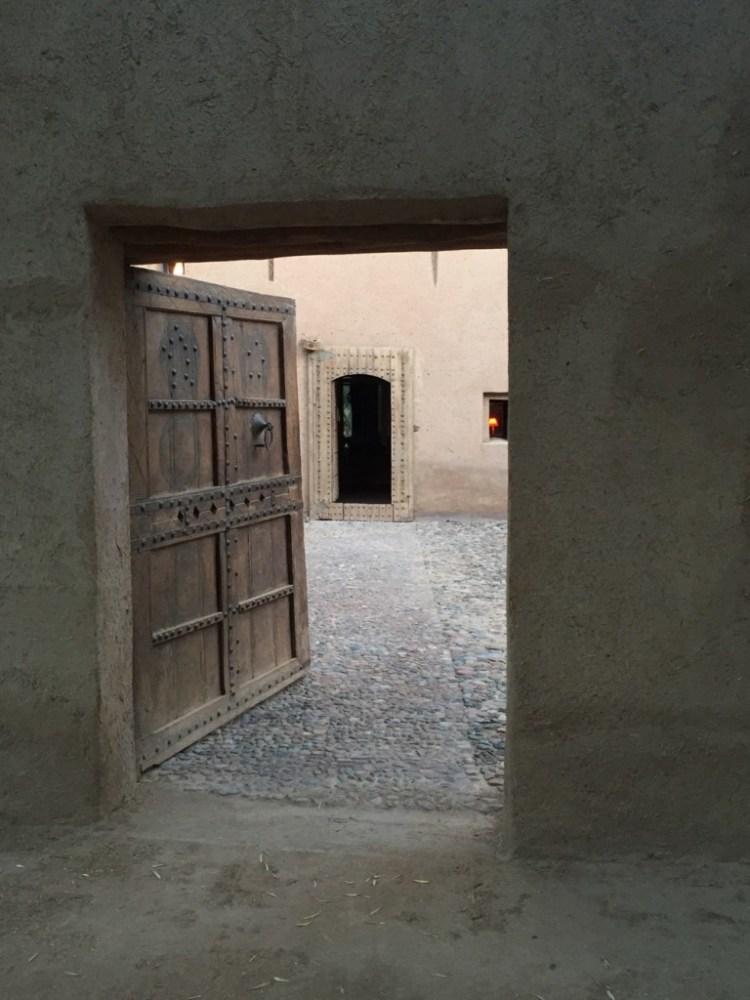 Dar Ahlam entrance