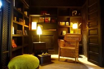 Dar Ahlam reading area