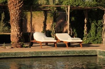 Dar Ahlam pool furniture