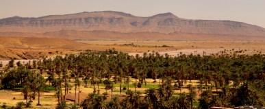 Morocco oasis city