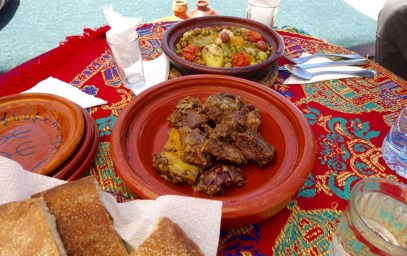 Douar Armed Imlil tagine