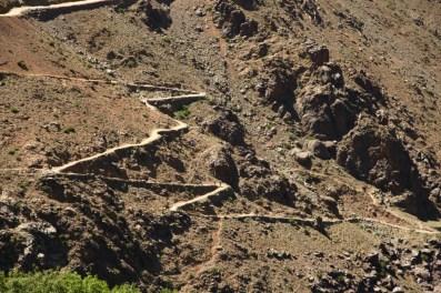 Trek in High Atlas Imlil