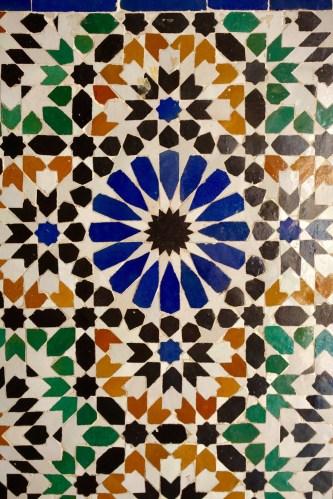Marrakesh patterns