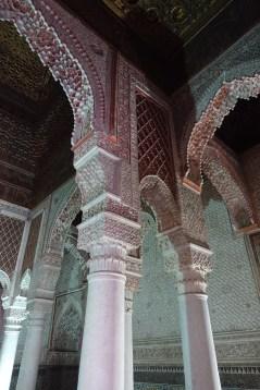 King's tomb Marrakesh