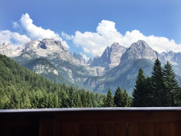 I mean seriously, can you think of a more spectacular view from a hotel room?