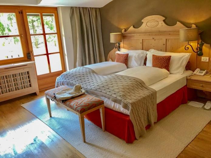 Rosa Alpina Junior suite