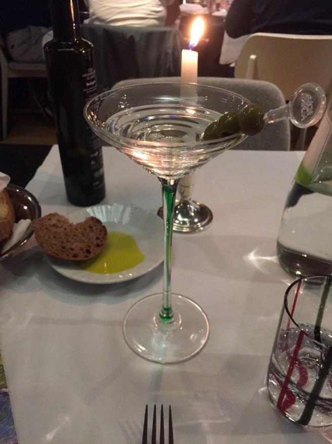Hotel Rosa Alpina martini