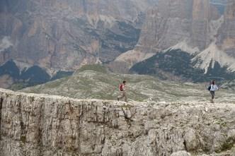 Lagazuoi trail