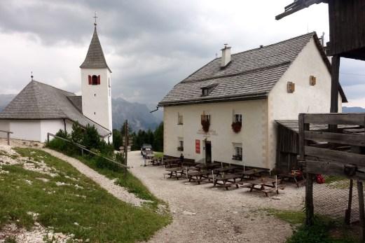 Santa Croce refuge