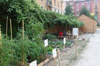 Un Posto Milano garden