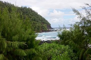Travaasa Hana ocean view