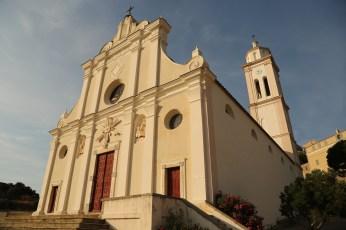 Corsica church
