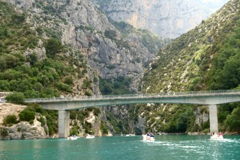 Gorge du Verdon bridge