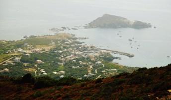 Centuri Cap Corse view