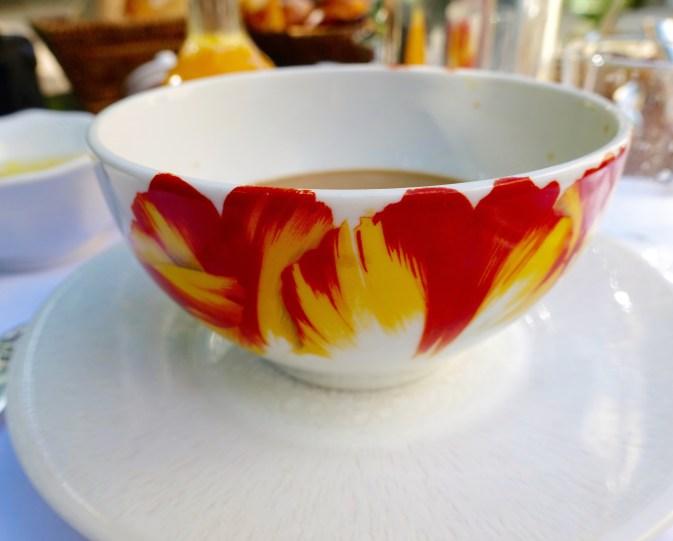 Bastide de Moustiers coffee cup