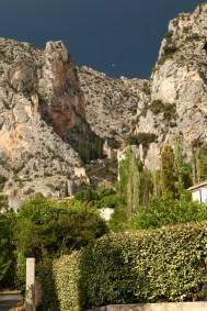 Moustiers-Sainte-Marie chapelle
