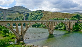 Douro Valley Regua bridges
