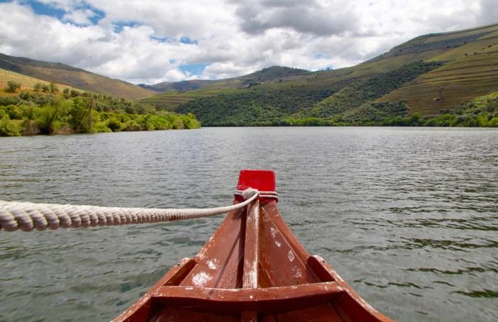 Douro Exclusive Tour boat ride