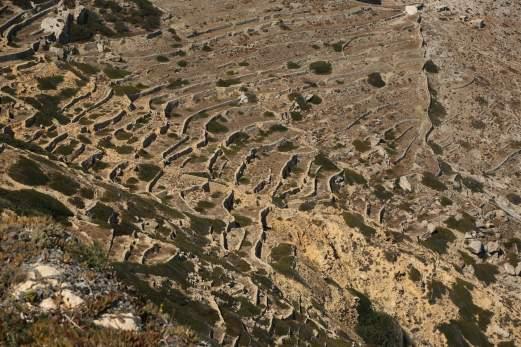 Anemomilos Apartments view of terraces
