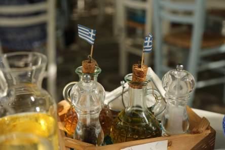 Chora Folegandros olive oil