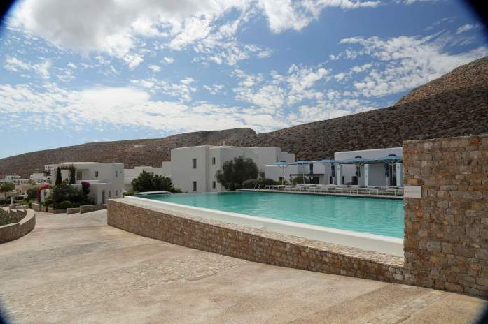 Anemi Hotel pool