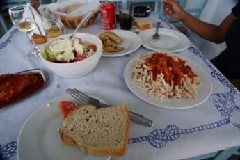 Ano Meria Folegandros restaurant