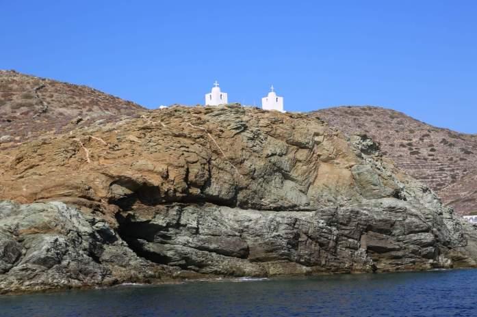 Folegandros churches