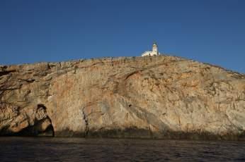 Folegandros lighthouse